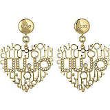 ear-rings woman jewellery Liujo Brass LJ825