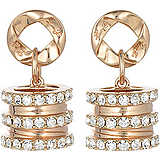 ear-rings woman jewellery Liujo Brass LJ829