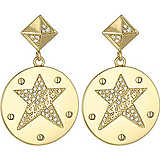 ear-rings woman jewellery Liujo Brass LJ837