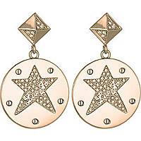 ear-rings woman jewellery Liujo Brass LJ839
