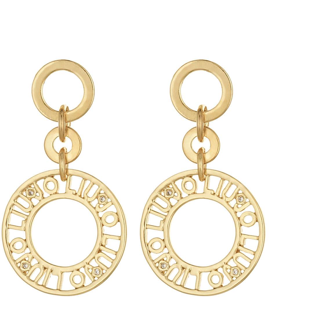 ear-rings woman jewellery Liujo Dolceamara LJ932