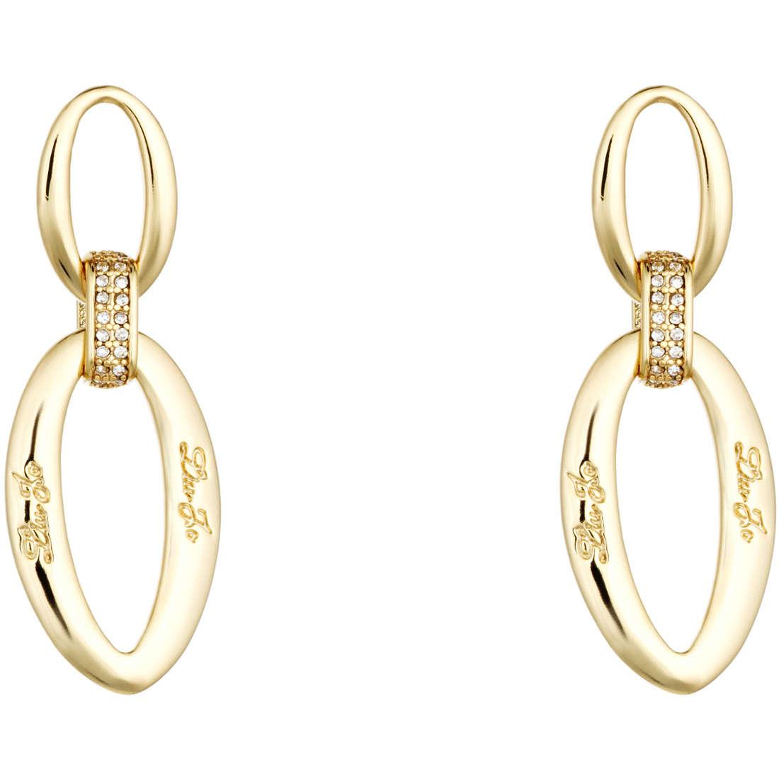 ear-rings woman jewellery Liujo Dolceamara LJ957