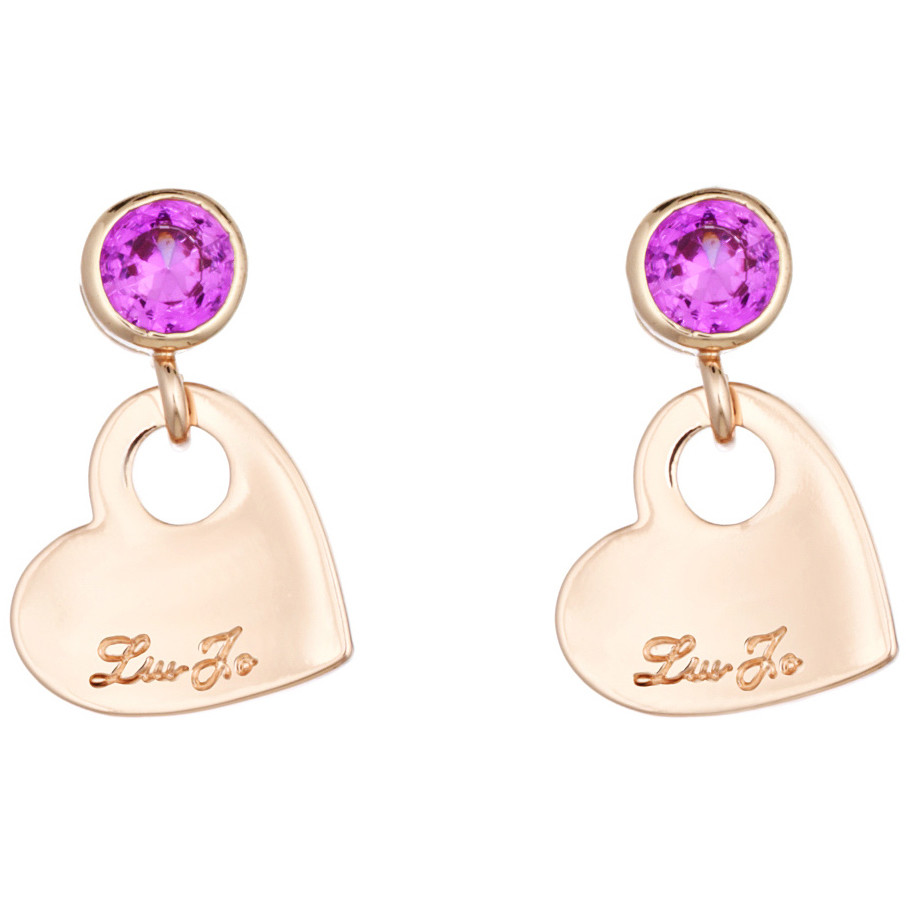 ear-rings woman jewellery Liujo Illumina LJ962