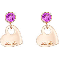 ear-rings woman jewellery Liujo Illumina LJ962