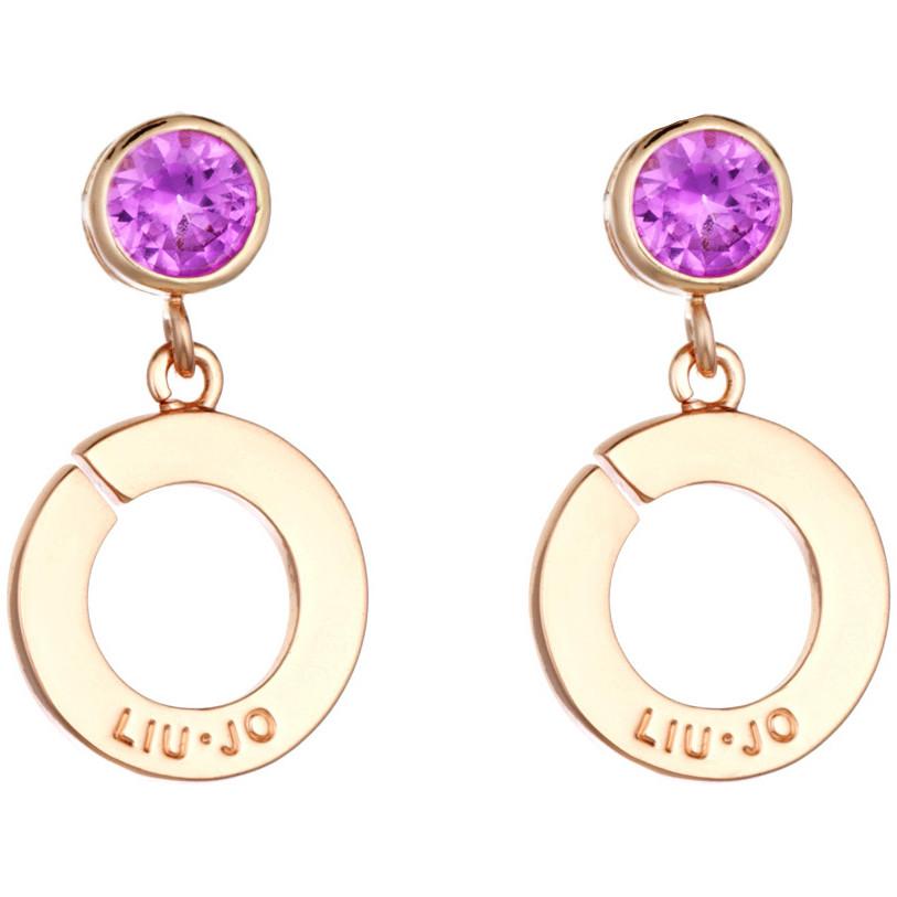 ear-rings woman jewellery Liujo Illumina LJ969
