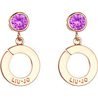 ear-rings woman jewellery Liujo Illumina LJ969