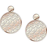 ear-rings woman jewellery Liujo Trama LJ887