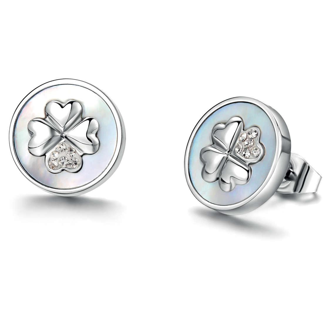 ear-rings woman jewellery Luca Barra Angelina LBOK698