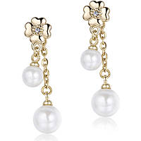 ear-rings woman jewellery Luca Barra Be Happy OK878