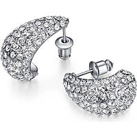 ear-rings woman jewellery Luca Barra Brilliant Time LBOK842