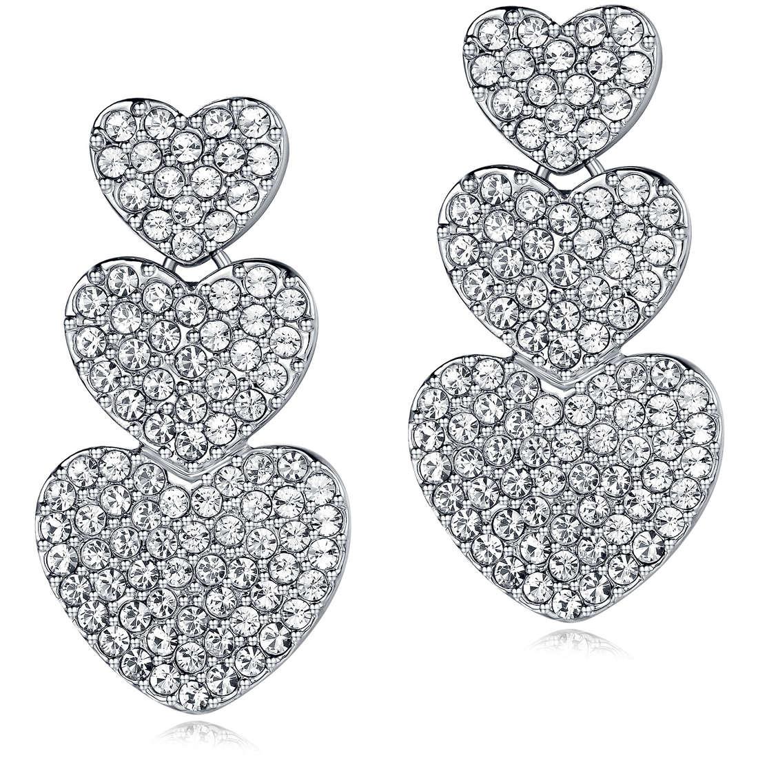 ear-rings woman jewellery Luca Barra Jacqueline LBOK720