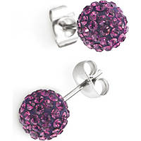 ear-rings woman jewellery Luca Barra LBOK420