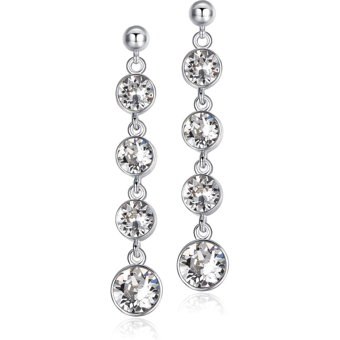 ear-rings woman jewellery Luca Barra LBOK508