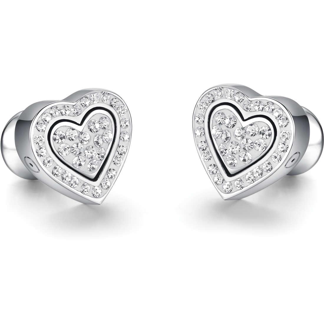 ear-rings woman jewellery Luca Barra LBOK518