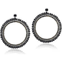 ear-rings woman jewellery Luca Barra LBOK520