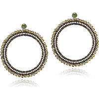 ear-rings woman jewellery Luca Barra LBOK523