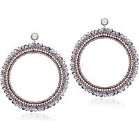 ear-rings woman jewellery Luca Barra LBOK524