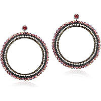 ear-rings woman jewellery Luca Barra LBOK525