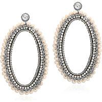 ear-rings woman jewellery Luca Barra LBOK526