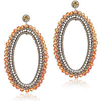 ear-rings woman jewellery Luca Barra LBOK528