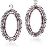 ear-rings woman jewellery Luca Barra LBOK531