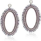 ear-rings woman jewellery Luca Barra LBOK531