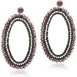 ear-rings woman jewellery Luca Barra LBOK532