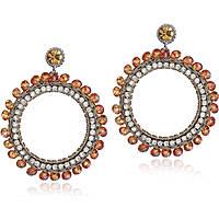 ear-rings woman jewellery Luca Barra LBOK535