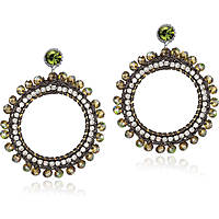 ear-rings woman jewellery Luca Barra LBOK537