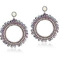 ear-rings woman jewellery Luca Barra LBOK538