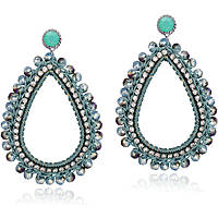 ear-rings woman jewellery Luca Barra LBOK543