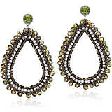 ear-rings woman jewellery Luca Barra LBOK544