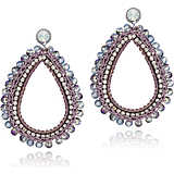 ear-rings woman jewellery Luca Barra LBOK545