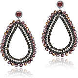 ear-rings woman jewellery Luca Barra LBOK546