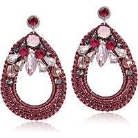 ear-rings woman jewellery Luca Barra LBOK549