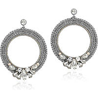 ear-rings woman jewellery Luca Barra LBOK551
