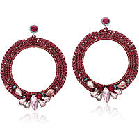ear-rings woman jewellery Luca Barra LBOK553