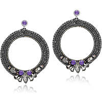 ear-rings woman jewellery Luca Barra LBOK554