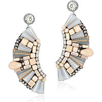 ear-rings woman jewellery Luca Barra LBOK555