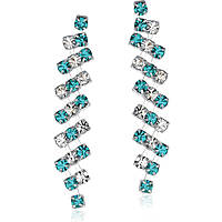 ear-rings woman jewellery Luca Barra LBOK595