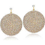 ear-rings woman jewellery Luca Barra LBOK606