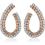 ear-rings woman jewellery Luca Barra LBOK615