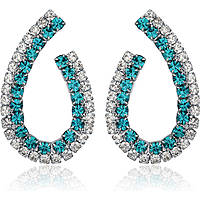 ear-rings woman jewellery Luca Barra LBOK616