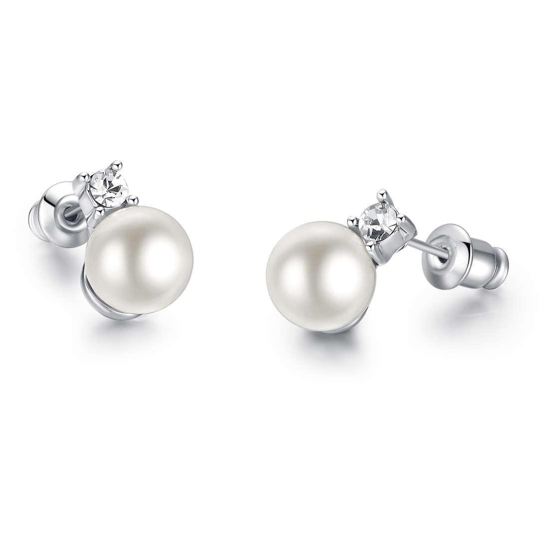 ear-rings woman jewellery Luca Barra LBOK635