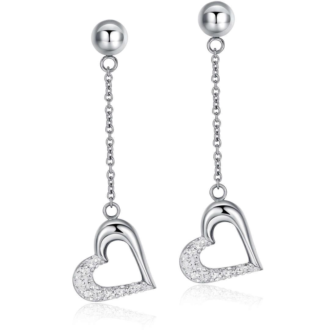 ear-rings woman jewellery Luca Barra LBOK642