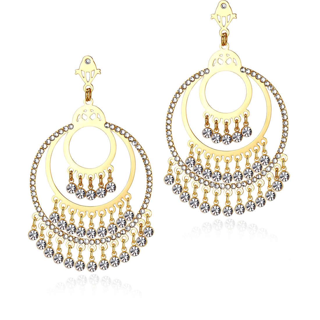 ear-rings woman jewellery Luca Barra LBOK650