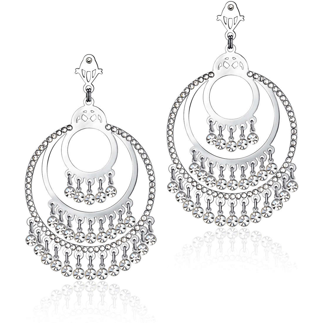 ear-rings woman jewellery Luca Barra LBOK651