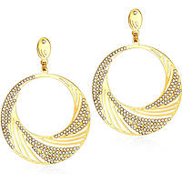 ear-rings woman jewellery Luca Barra LBOK653