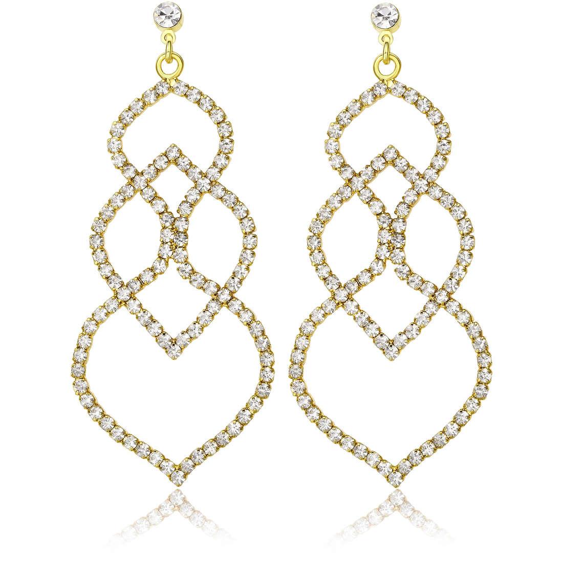 ear-rings woman jewellery Luca Barra LBOK662