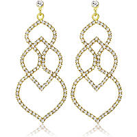 ear-rings woman jewellery Luca Barra LBOK662